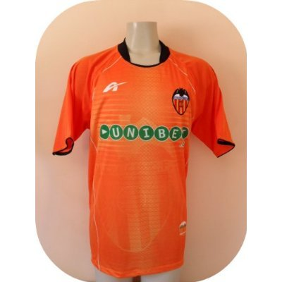 VALENCIA-SPAIN- SOCCER JERSEY ONE SIZE LARGE .NEW.STOCK for sale  Delivered anywhere in USA