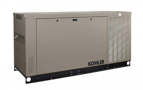 Kohler 38kW Liquid Cooled Generator Natural Gas or Propane Single Phase 240V | - Kohler Natural