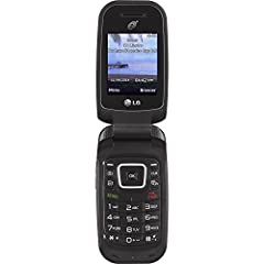 This TracFone LG 442G Prepaid Cell Phone serves as a useful alternative to people who don't want to commit to a month-to-month cell service plan. With this prepaid phone, you can pay as you go. This allows you to track the amount of money you...