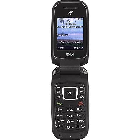 TracFone LG L441G 3G Prepaid Phone - Retail Packaging - 3g Handset