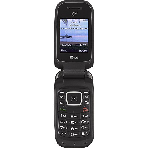 TracFone LG L441G 3G Prepaid Phone  – Retail Packaging