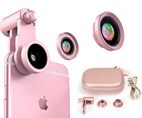 Universal Clip Lens (Pink) - 2