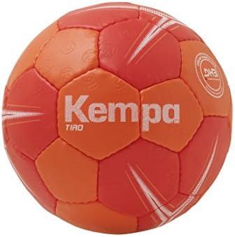 Kempa Tiro Balón de Entrenamiento, Unisex, Rojo (Shock), Talla ...