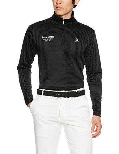 (ルコックスポルティフゴルフ) le coq sportif/GOLF COLLECTION 長袖ニットシャツ