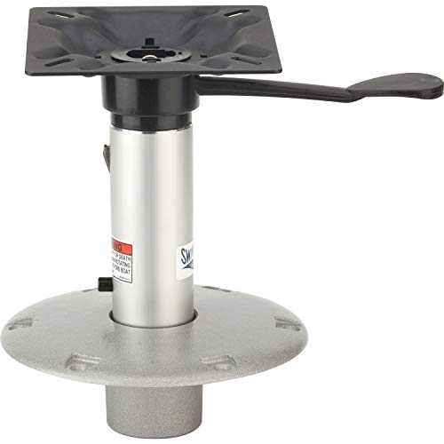 attwood 23815-7 Swivl-Eze 238 Series Boat Pedestal Seat Kit ()