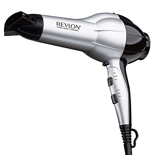 revlon perfect heat - 41QTVzKddGL - Revlon Perfect Heat 1875W Shine Boosting Hair Dryer