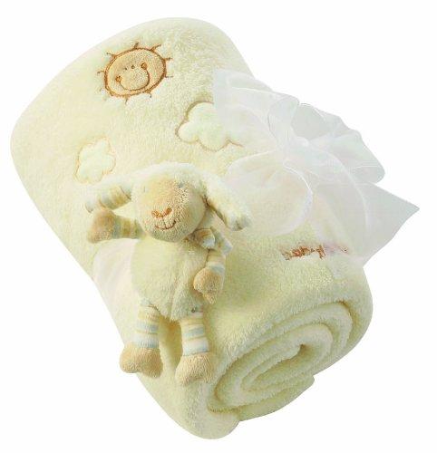 Fehn Baby Love Schaf Fleece Decke
