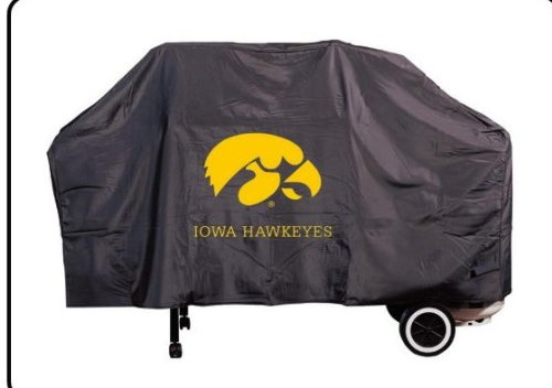 NCAA Iowa Hawkeyes 68-Inch Grill Cover