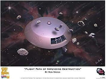 Ron Gross Lost In Space - Camino de Vuelo de la destrucción ...