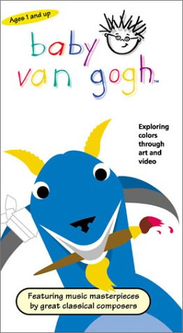 Baby Van Gogh [VHS]