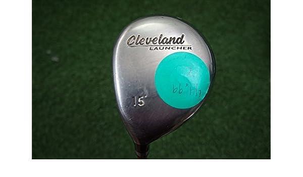 Cleveland Launcher para zurdos madera Fairway Graphite ...