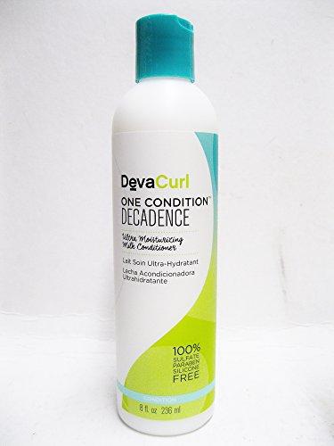 Care Hair Deva (DevaCurl One Condition Decadence Ultra Moisturing Milk Conditioner 8 floz)