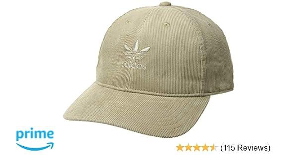 Amazon.com  adidas Men s Originals Relaxed Corduroy Cap 666e58e69d5