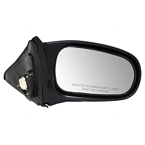 Passengers Power Side View Mirror Replacement for Honda - 00 Civic Honda Mirror