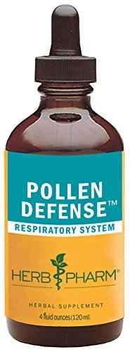 Herb Pharm Pollen Defense Herbal Formula for Respiratory ...
