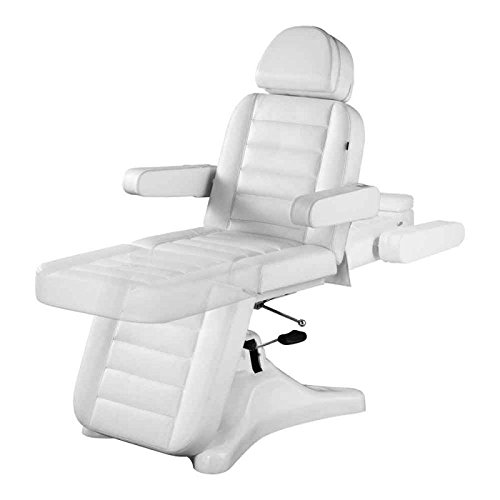 BEAUTY SALON SPA HYDRAULIC FACIAL BEAUTY BED MASSAGE ALL PURPOSE DOCTOR'S TATTOO RECLINING CHAIR BED - SANTA