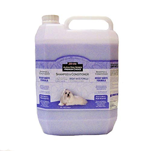(Alpha Dog Series Shampoo (Bright White Formula))