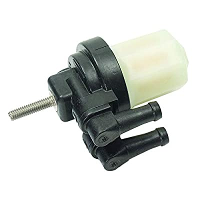 Quicksilver 879884T Cartridge Type Fuel Filter Assembly - Mercury and Mariner Outboards: Sports & Outdoors