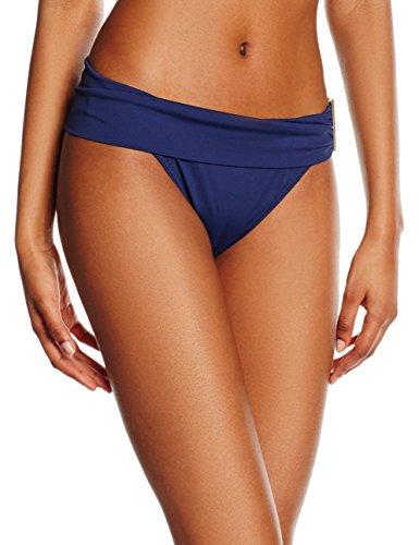 Morgan Bergamo Culotte Revers - Braguita de bikini Mujer azul (Bleu Marine)