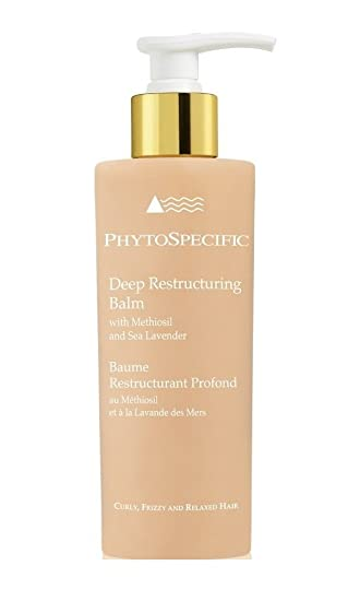 PhytoSpecific Deep Restructuring Balm Conditioning Mask 6.75 Fl Oz. Forest Heal Eye Gel With Collagen Peptides and Niacinamide - Natural Anti Aging, Anti Wrinkle Moisturizer For Under and Around Eyes - 1.69 fl.oz.