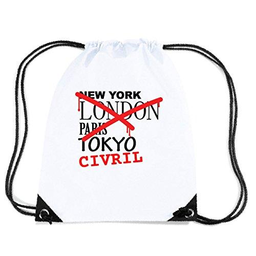 JOllify CIVRIL Turnbeutel Tasche GYM2916 Design: Graffiti Streetart New York vDSNyV4
