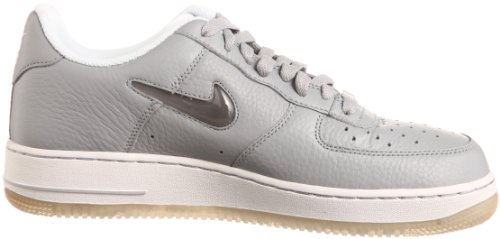 Nike Mens Air Force 1 Gymnastikskor (wolf Grå) Wolf Grå