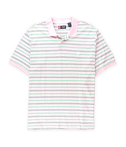 Chaps Striped Polo - 5