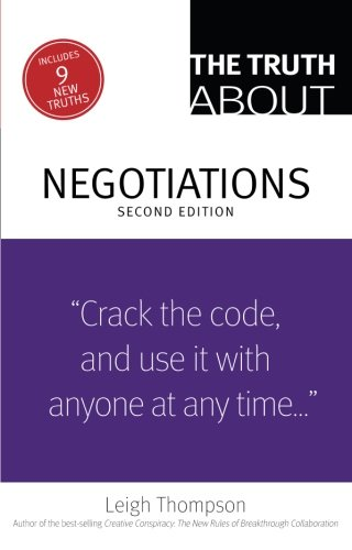Thompson: Truth About Negotiat _2 (2nd Edition)