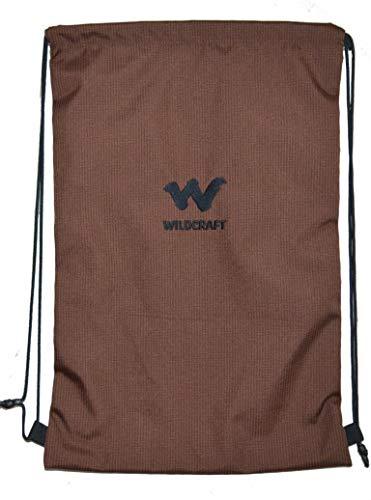 Wildcraft Polyester Brown Kit Bag