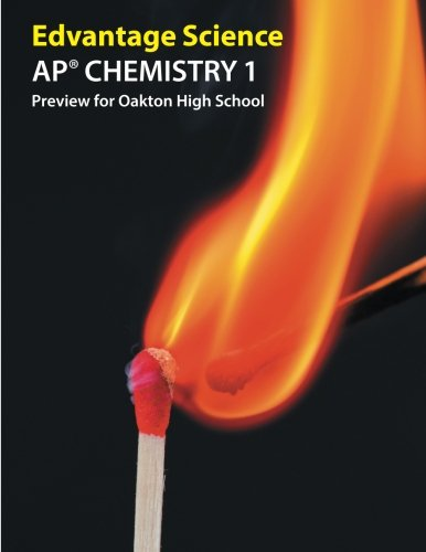 AP Chemistry 1: Preview for Oakton High School pdf