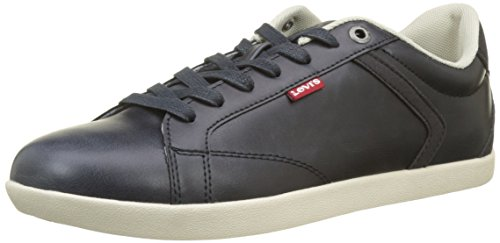 Levi's Men's Loch Derby Trainers Blue (Dark Blue 18) with mastercard online cheap real authentic buy cheap big discount clearance hot sale 6KL3yAg