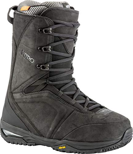 Nitro Snowboards Team Stnd Boots, Men's, Mens, 848446, Black, 250 ()