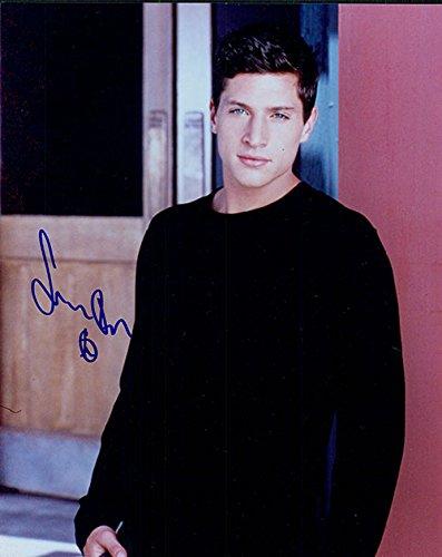 Signed Rex, Simon 8x10 Photo autographed - Simon Signed