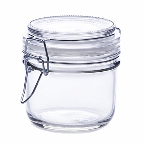 Kinetic 56005 GoGreen Canning Jar, 7 oz, Glass