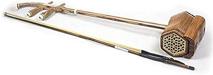 GFEI Instrumentos musicales chinos, Erhu / instrumentos de cuerda, Erhu / Erhu configuración estándar / Erhu caja especial: Amazon.es: Instrumentos musicales