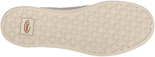 Chaco Womens Ionia Lace Fannullone Flat Gray