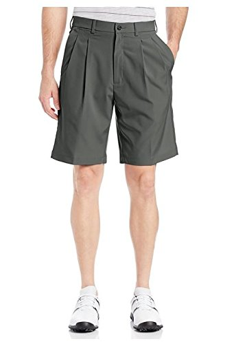 PGA TOUR Men's Comfort Stretch Double Pleat Short