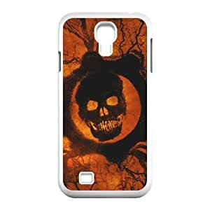 Samsung Galaxy S4 I9500 Cess Phone Case White Gears of War NF3643077
