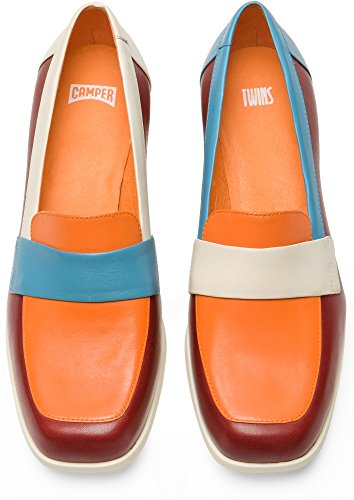 Camper Twins K200605-001 Zapatos de Tacón Mujer