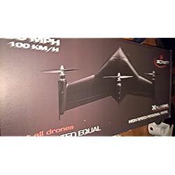 Xcraft AT2-XP1-002-BK Drone Quadcopter Camcorder Bundle, Black