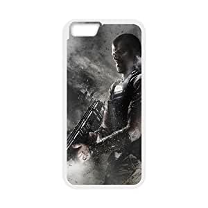 combat arms iphone 6s 4.7 Inch Cell Phone Case White PSOC6002625650633
