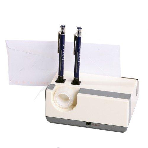 Battery Operated Multi-Purpose Letter Opener- Adhesive Tape Dispenser/Pen (Battery Operated Envelope Opener)