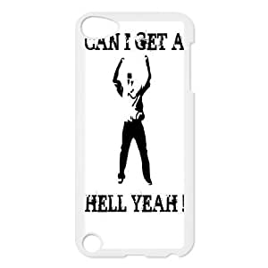 Personalized New Print Case for Ipod Touch 5, HELL YEAH Phone Case - HL-519852