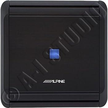 Alpine MRV-F300 4-Channel Car Amplifier, 50 Watts RMS x 4 on
