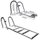 Amarine Made 4 Steps Removable Premium Stainless