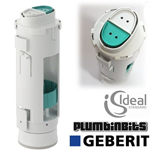 790295537335 upc geberit replacement dual flush cistern for Geberit flush
