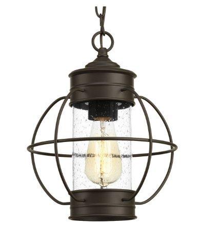 Antique Brass Outdoor Hanging Light in US - 5