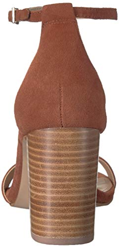 Multi Sandal Declair Steve Madden Chestnut Women's Heeled YxRIq