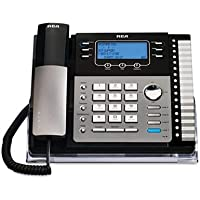 ViSYS 25423RE1 Four-Line Phone by RCA (Catalog Category: Office Equipment & Equipment Supplies / Telephone / Telephones)