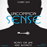 Bargain Audio Book - Uncommon Sense